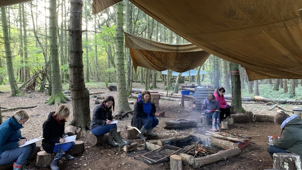 forest school teacher training